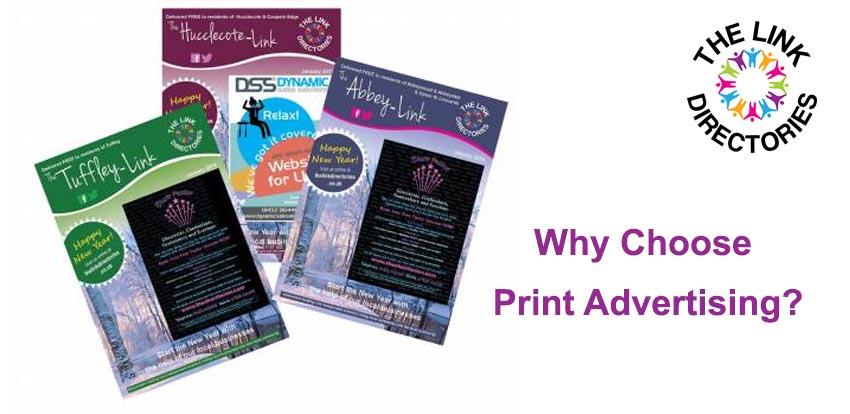 Why Choose Print Advertising?