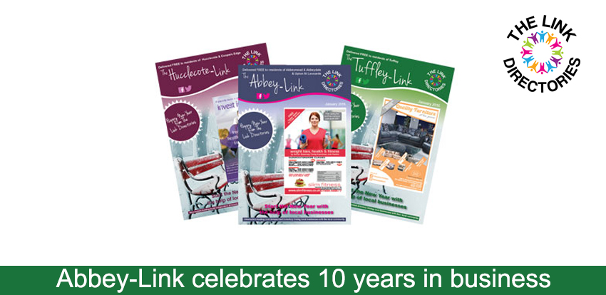 Abbey-Link celebrates 10 years in business