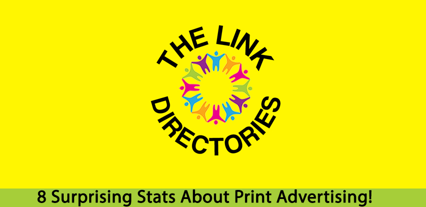 8 Surprising Stats About Print Advertising!