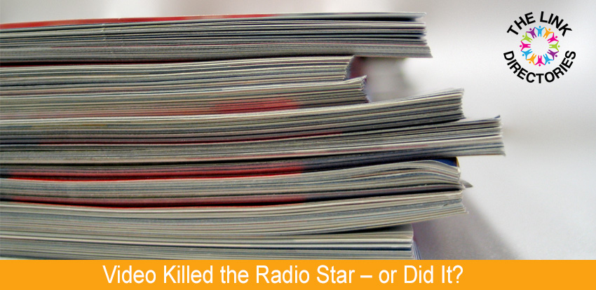 Video Killed the Radio Star – or Did It?