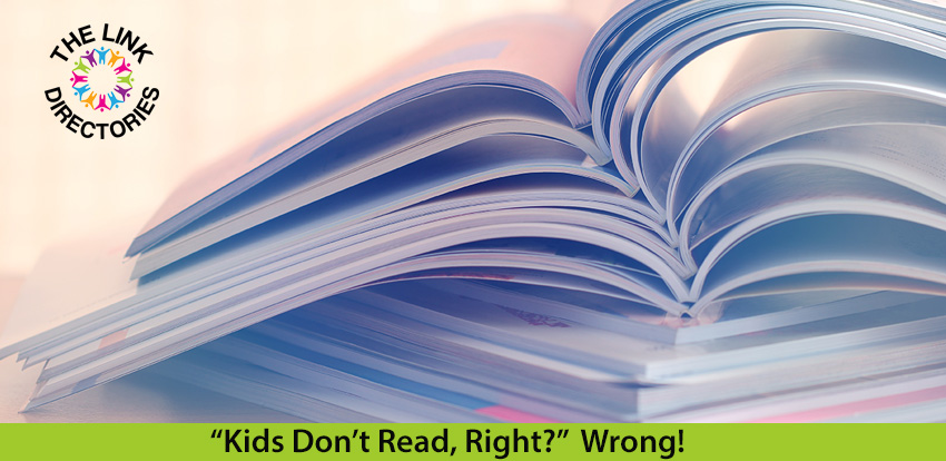 """""""Kids Don't Read, Right?"""" Wrong!"""